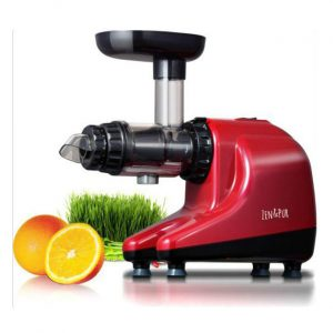 Extracteur de jus horizontal Vital Juicer 03 – Rouge