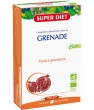 Jus à base de concentré de Grenade 20 ampoules de 15ml soit Super Diet